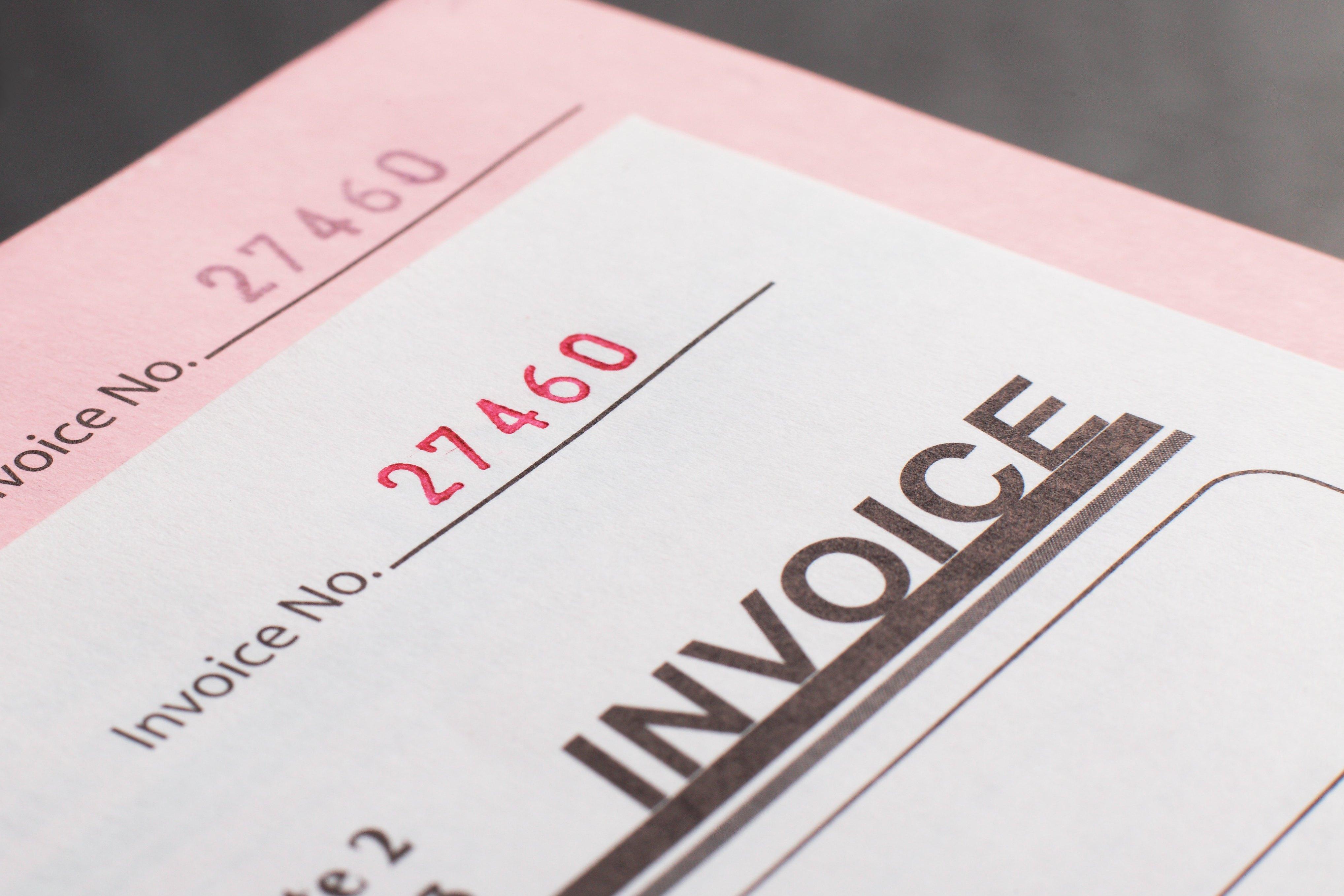 Ncrinvoicebookprinting Joseph Camillieri Printing - Carbon invoice book printing